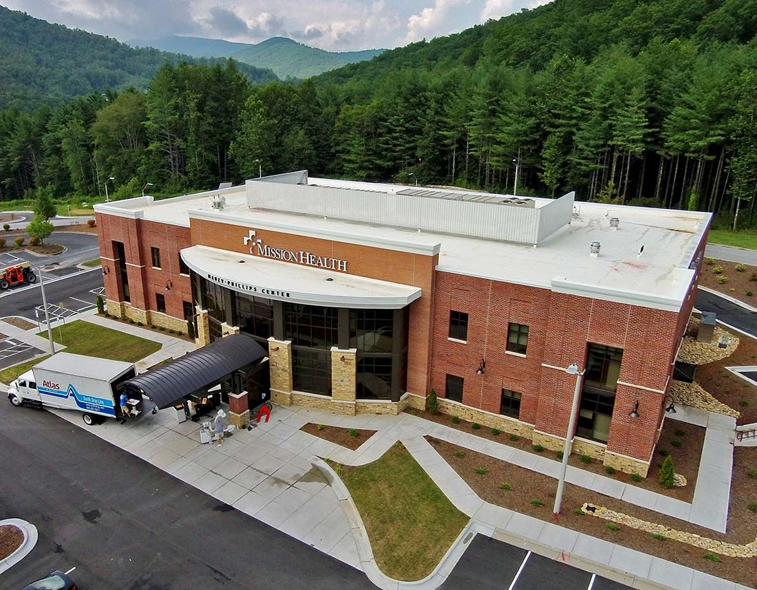 Blue Ridge Healthcare 121
