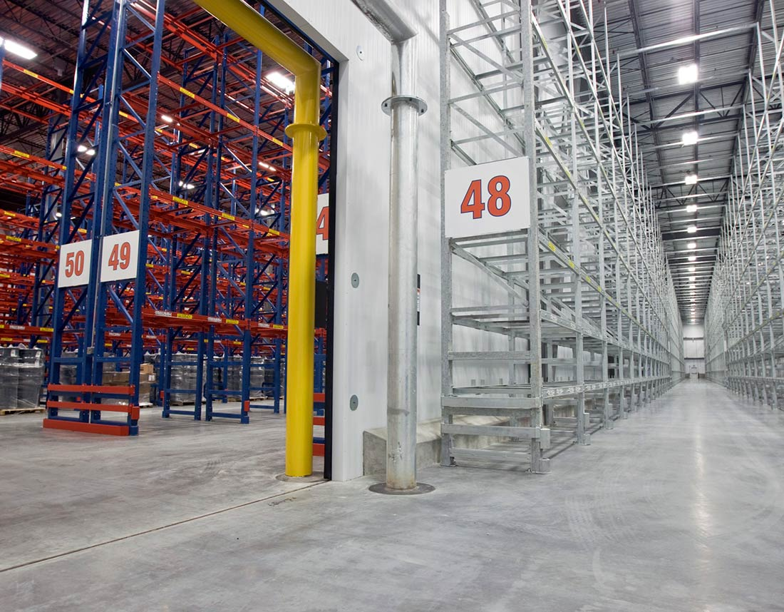 Ingles Cold Storage Facility & Ingles Cold Storage Facility | Vannoy Construction
