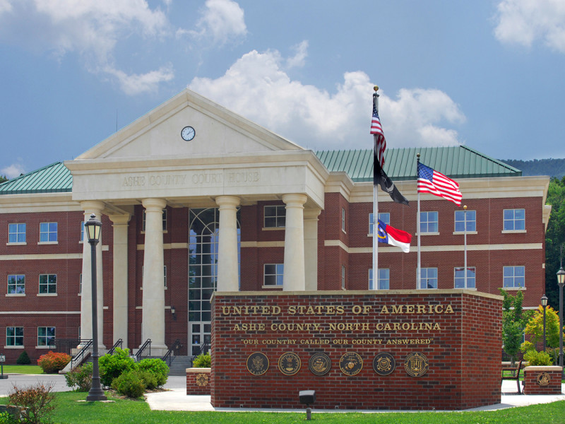 Ashe County Courthouse