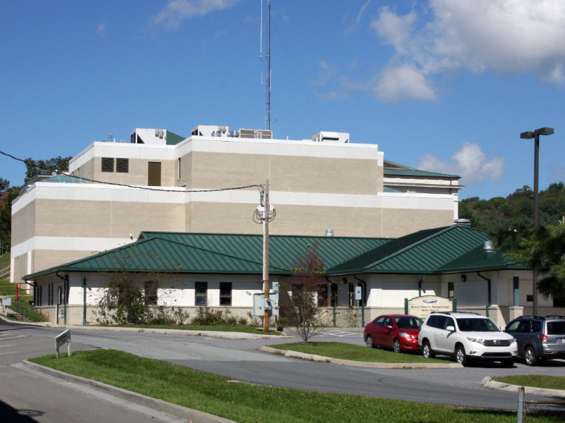 Avery County Jail