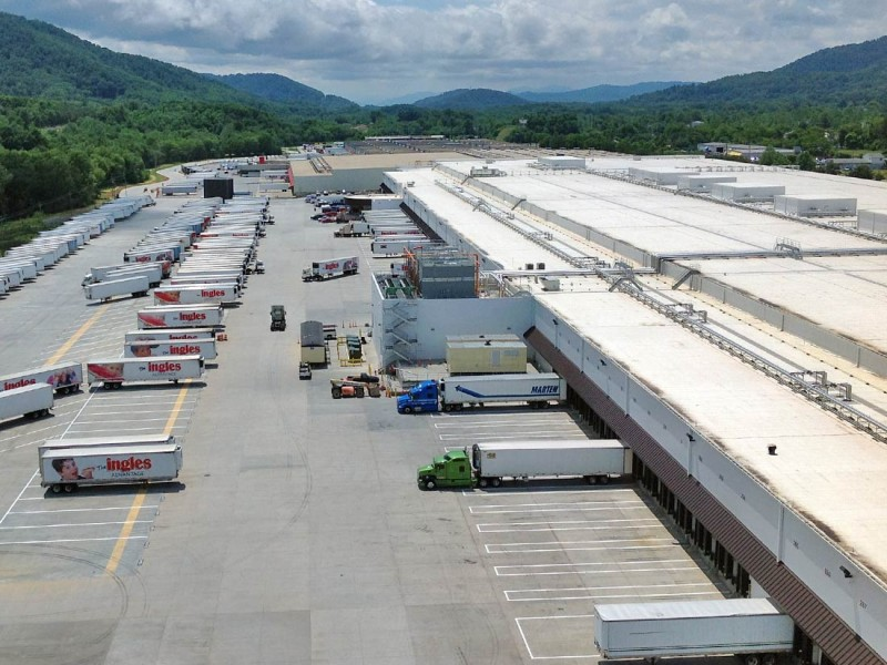 Ingles Cold Storage Facility