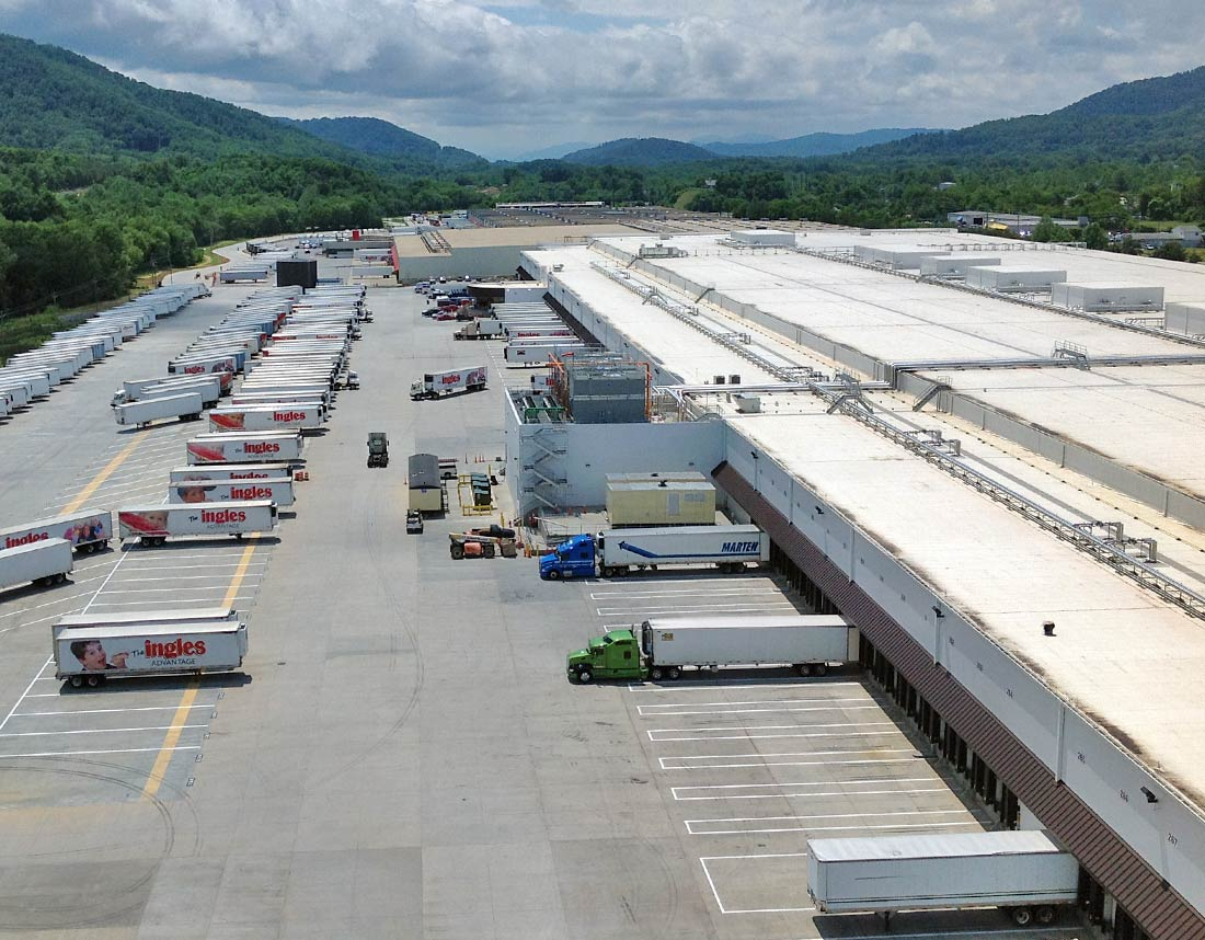 Ingles Cold Storage Facility | Vannoy Construction
