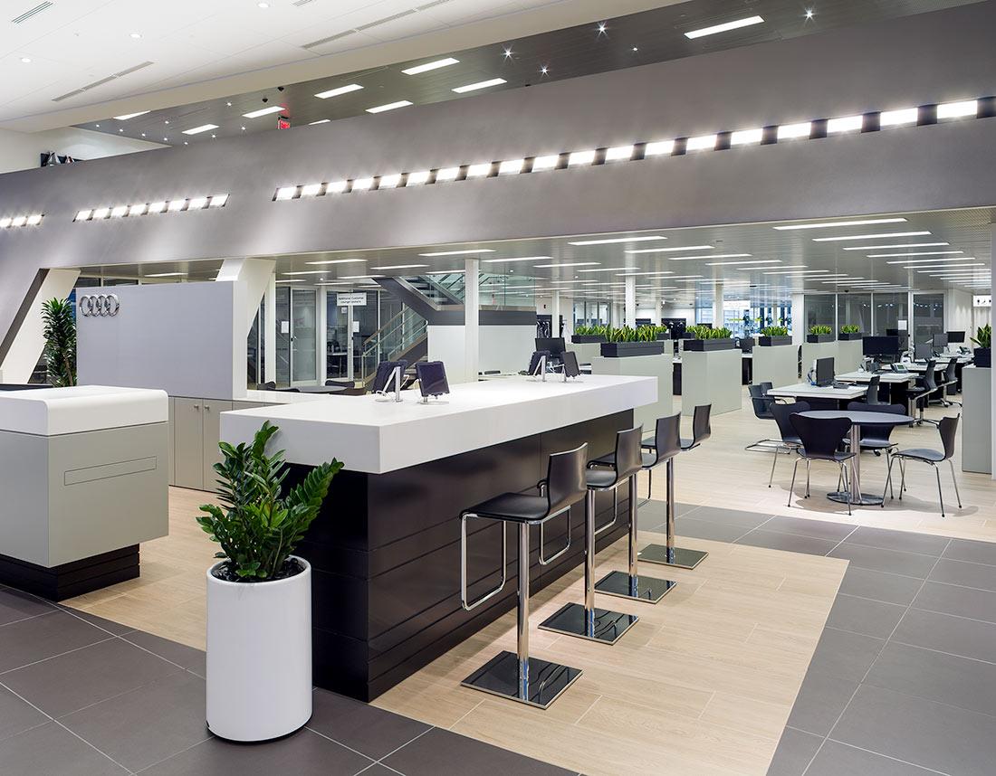 Hendrick Automotive Group | Vannoy Construction