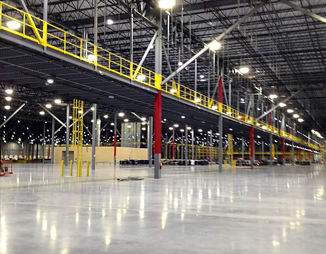 Lowe S Distribution Center Warehouse