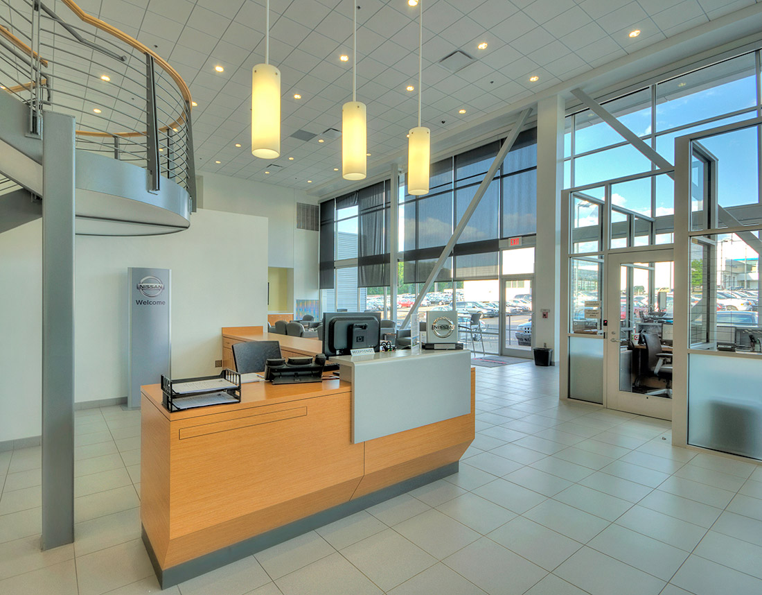 Hendrick Automotive Group Vannoy Construction
