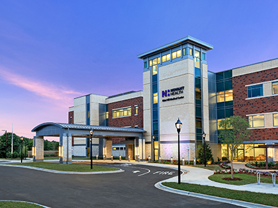 Novant Health - Mint Hill Medical Center