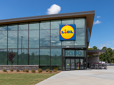 LiDL of Concord, NC