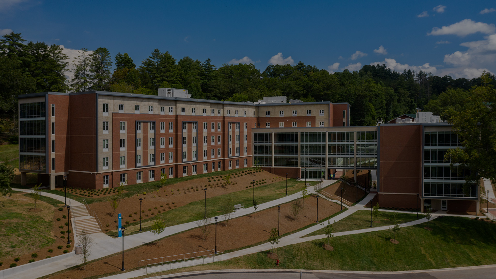 Upper Campus Residence Hall